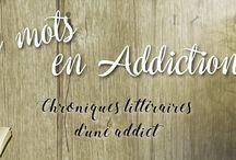 De Mots En Addiction / Le Blog