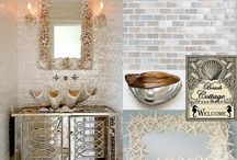 Bathroom Ideas / Different decor and remodel ideas for the bathrooms. / by Bailey Andrews
