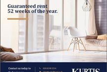 Landlords / Landlords, get 12 months rent paid upfront.   12 months' rent paid upfront to the landlord on the day the tenant moves in. Zero risk of rent arrears, guarantee on the condition over the property for 12 months. Property is fully managed for duration of the tenancy and market rents paid.  Find out more here https://www.kurtisproperty.co.uk/news/guaranteed-rent-scheme.html
