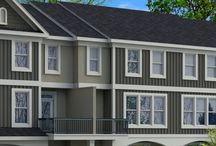 New Community! Glenmore Village in Murray. / Located at 1300 W. 6500 S Winchester Ave. Salt Lake City Utah. These 2-3 bedroom, 2 bath, 1 half bath homes are available at $284,990, and feature open designs with master suites, walk-in closets, two car garages, energy efficient appliances, and much more!