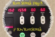 Runners World Run Streak / Daily Runs / by Back of the Stampede