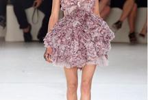 Fashion Fun. / Dresses that dazzle me. Fashion fanfare. <3