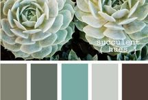 Paint Swatches & Techniques / by Joyce Champion