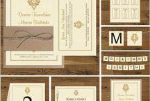Oryginalne zaproszenia ślubne / zaproszenia i dodatki ślubne oryginalne