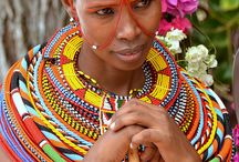 Africa traditional costumes and ispiration