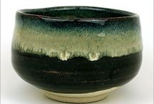 Raku / Japanese Pottery
