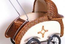 Wózki dla dzieci i dla lalek
