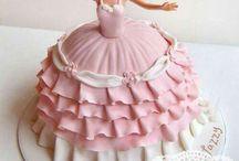 Panenky dortové