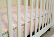 Baby bedding ideas for a friend:)