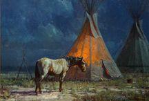 Konie w malarstwie