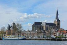 Hanzestedenpad / Foto's gemaakt tijdens het wandelen van het Hanzestedenpad dat van Doesburg naar Kampen loopt.