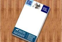 Veterinary notepads