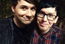 Dan&Phil pics