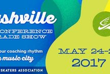 Nashville Conference 2017 / ~Professional Skaters Association Annual Conference & Trade Show ~ May 24-27, 2017 in Nashville, TN