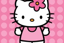 Hello kitty partu