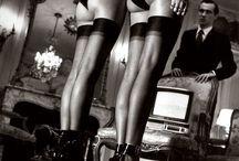"""{ Helmut Newton } / единственный фотограф, который нашелся в  поисковике на русско-язычных сайтах... Мало мы знаем о фотографии в стиле """"ню"""""""