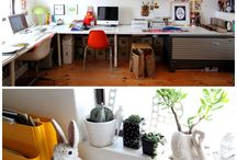 My Dream Office Space / by Jennifer Cisne