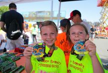 Kids Run the OC (KROC) / The Kids Run The OC Training Program was designed to help pre-adolescent kids become more physically fit, promote an active and healthy lifestyle and combat the onset of childhood obesity. . . while having fun! / by OC Marathon and Half Marathon