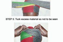 Easy Headwrap/Turban
