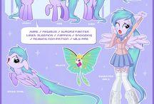 Mlp OC / my little pony fim