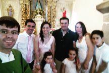 A Mariana acabou de receber o batismo. Caros pais sonhai com coisas belas para a vossa criança. Que ela cresça na Fé. #fé #sonhos #batismo #Torres