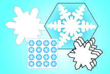 Winter Crafts / Check out one our many winter products and how-to crafts!