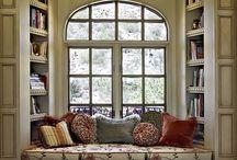 ablak kanapé