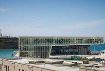 Architecture : Porte-à-faux