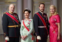 Norge Royals! / Here is the Norwegian Royals in Norge  ( Norway ) Ha en god dag! ( Have a Nice Day )!! I am Second-Generation Norwegian-American in the USA!!