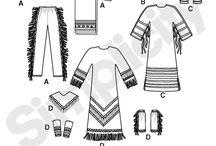 indián ruha