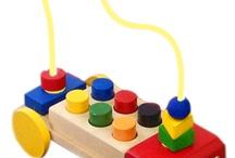 Wood toys / Brinquedos educativos em madeira