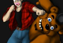 Five Nights At Freddy's / U gotta have a little FNAF in ur life, right?