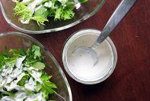 Salads / by Jennifer Snider