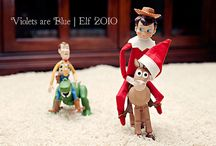 Elf On The Shelf / by Erica Wilson