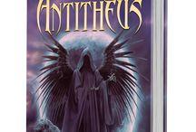 ANTITHEUS by G.A. Minton / Supernatural horror novel