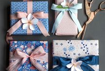 Wrapping paper ideas