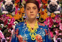 Frida Friday / Frida Kahlo, Every Friday I dress like Frida. Art ensues. / by Zoë Howerska