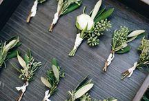 Wedding Floral Plan