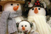 Snowmen♡♡♡