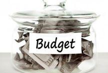 Budget / by Leigh Ellis