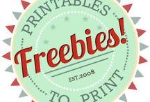 Printables/Free Downloads