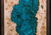 Lake Tahoe Maps