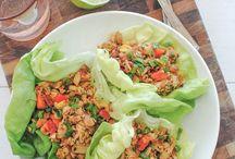 Dietary sandwich / Lettuce Wrap