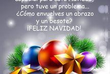 saludos fe navidad