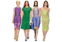 Lace Fashion 2013