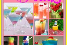 Cocktails, mocktails and anything to drink