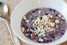 Health food - breakfast
