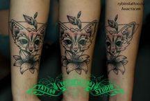 tattoos / my tattoo works