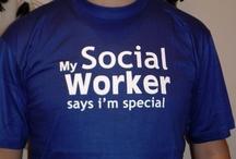 social work stuff / by Margurite Howey