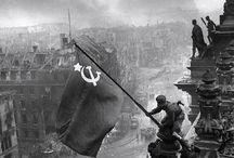 Soviet soldiers WWII